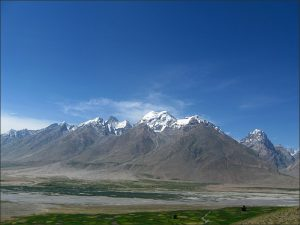 Blick über das Padumtal / Zanskar
