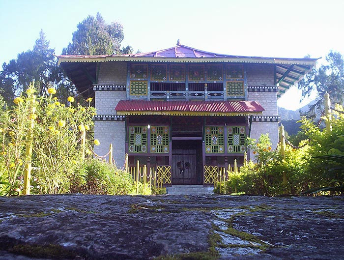 Dubdi Kloster in Sikkim