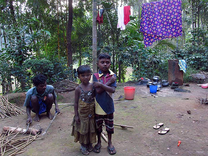 children in Kerala