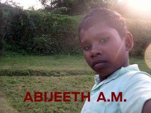 Abijeeth Kerala Mothakkara Portfolio