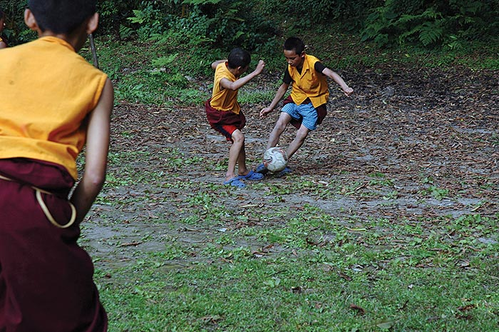 Football in Sikkim / Kamerakidz