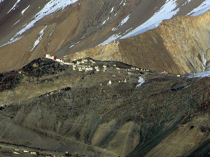 Kloster Stongde in Zanskar