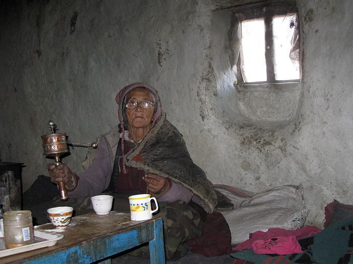 Abi-le in Zanskar