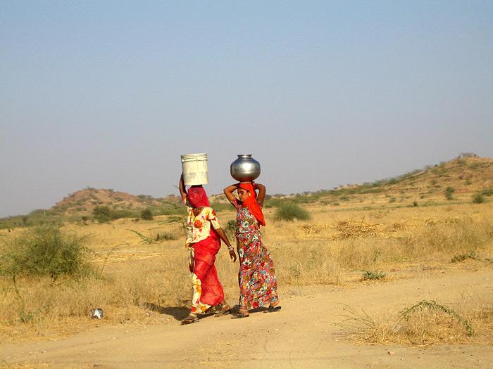 women in Rajasthan