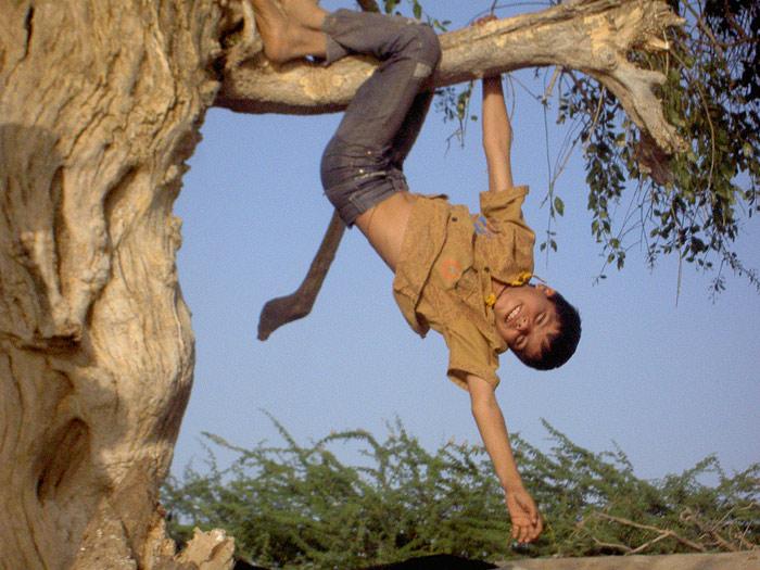 boy in Rajasthan