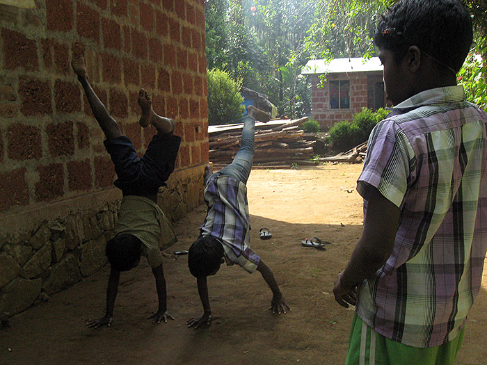 children in kerala