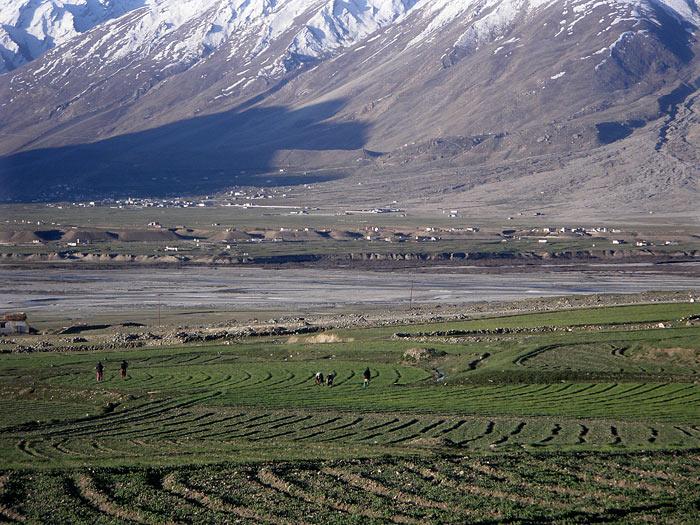 landscape in zanskar