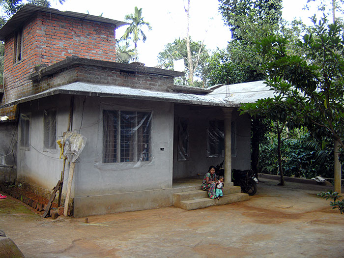 house in Wayanad/Kerala