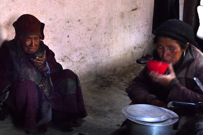 women in Zanskar