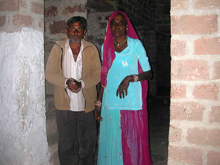 couple in Rajasthan