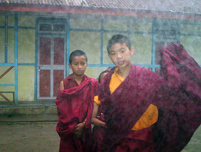 boymonks in Sikkim