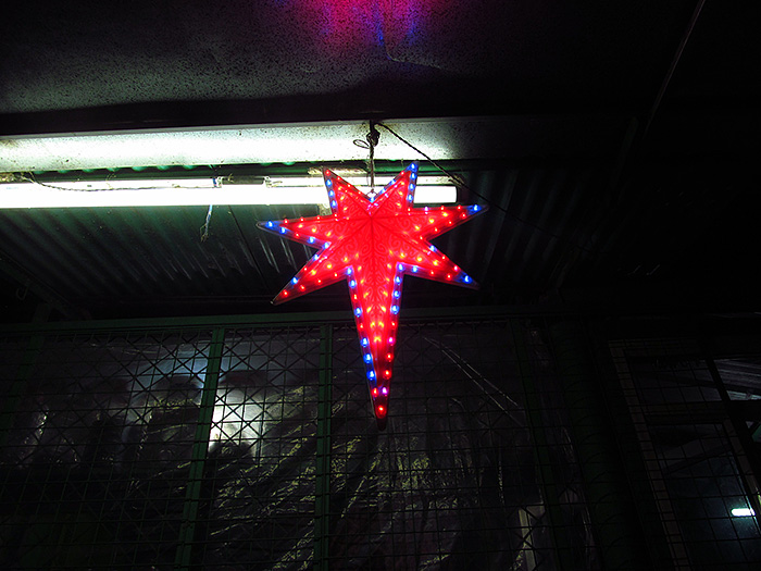 A star in Kerala