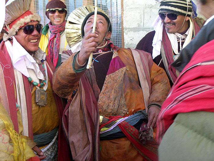 Losar in Zanskar