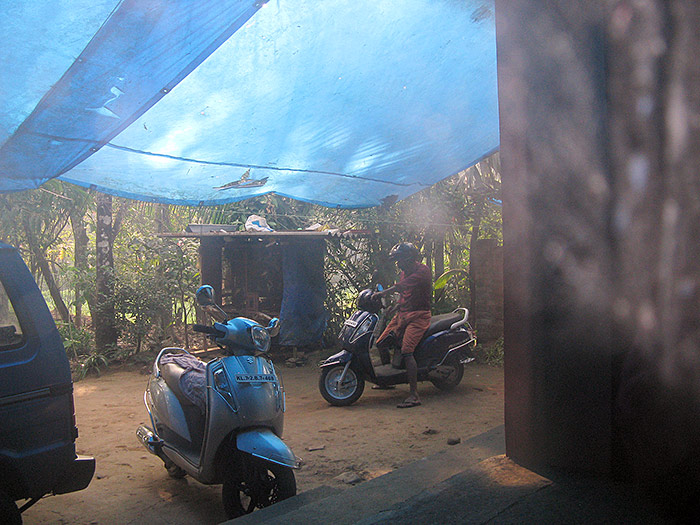 scooter in Kerala