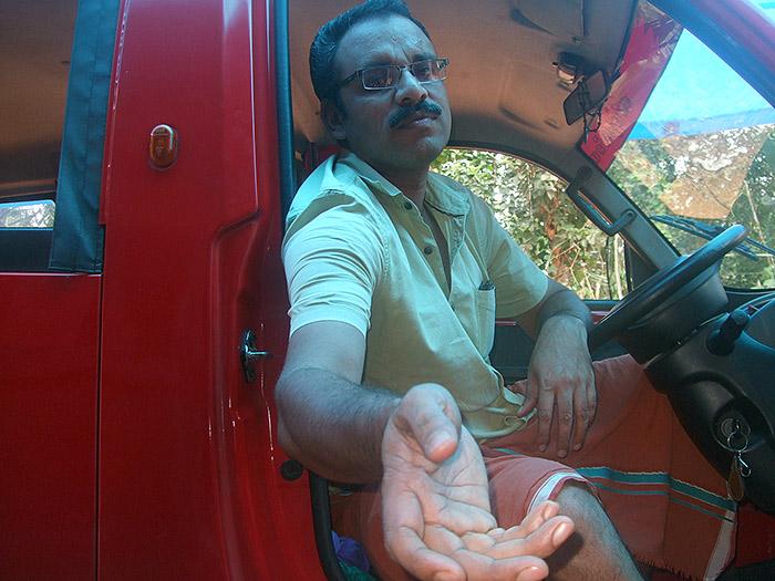 driver in Kerala
