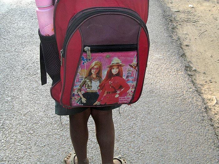 schoolbag in Kerala