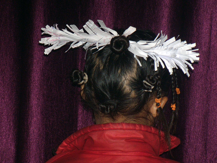 hairstyle in Sikkim
