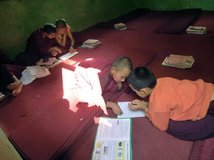 studying in Sikkim