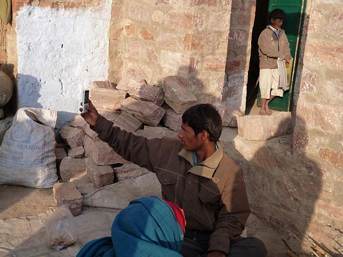people in Rajasthan