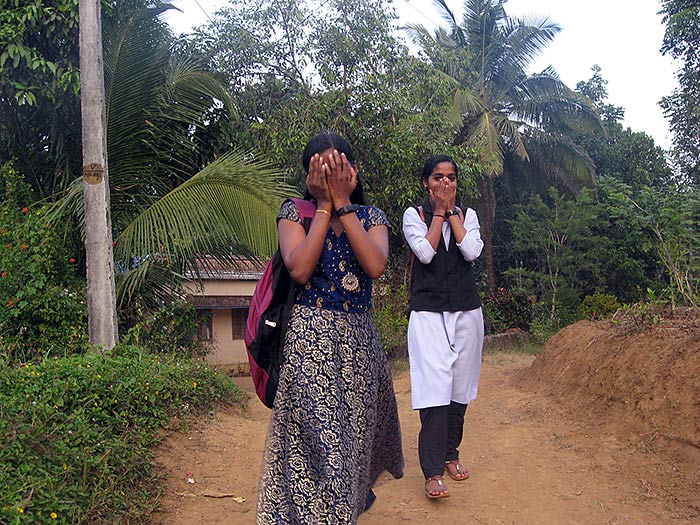women in Kerala