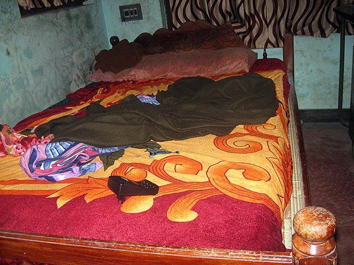 bed in Kerala
